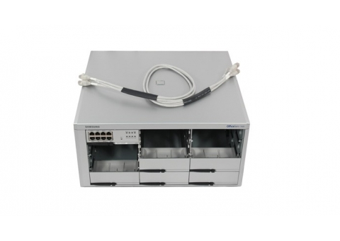 Samsung Officeserv 7400 Expansion Pack includes OS7400 chassis LP40, expansion cables and blanking plate